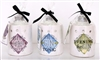 Gin Wax Melter / Oil Burner 3 Assorted
