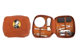 Gentlemans 10 Piece Grooming Kit 16cm