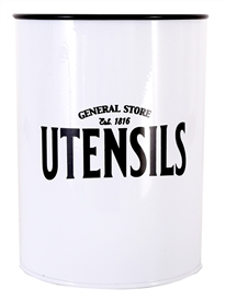 General Store Iron Utensil Holder 17cm