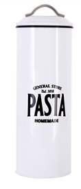 General Store Iron Pasta Canister 28cm