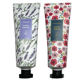 Lavender & Strawberry Hand Creams 2 Assorted