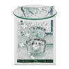 Hestia Mirror Butterfly Oil Burner