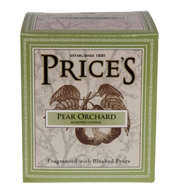 Heritage Candle Jar Pear Orchard