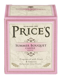 Heritage Candle Jar Summer Bouquet
