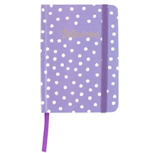 Purple Brilliant Ideas A6 Notebook