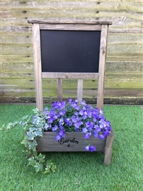 REDUCED Chalkboard Planter Bay - 51cm