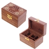 In stock - Essential Oil Box Holds 6 Bottles