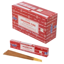 Satya Nag Champa Incense Sticks Dragon Fire
