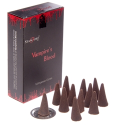 Incense Cones - Vampires Blood