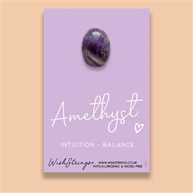 Wishstrings Amethyst Token