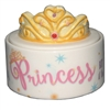 REDUCED Princess Crown Trinket Box 8cm