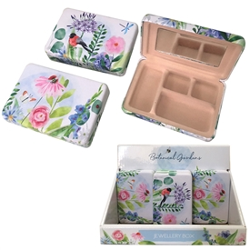 Botanical Gardens Jewellery Box