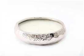 Kasbah Eye Of The Tiger Fragrant 3 Wick Candle In Gold Ceramic Holder