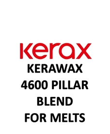 Kerawax 4600 Pillar Blend Paraffin Wax Pastilles