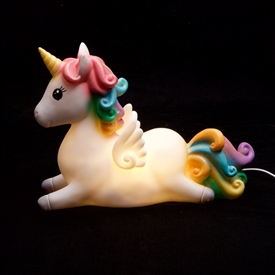 Unicorn USB Lamp 28cm