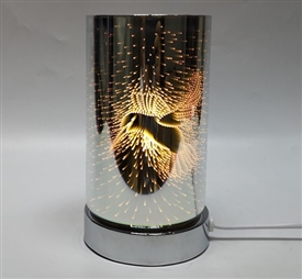Touch Sensitive 3D Hummingbird Aroma Lamp