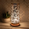 Rose Gold and White Touch Sensitive Aroma Lamp 26cm