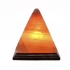 Pyramid Salt Lamp 19cm