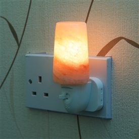 Himalayan Salt Plug-In Light