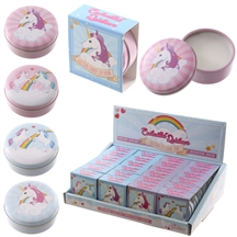Lip Balm In Unicorn Tin