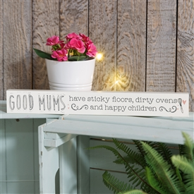 Good Mums Dirty Ovens Plaque 40cm