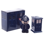 Policeman & Policebox Salt & Pepper Set