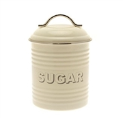 Home Sweet Home Sugar Tin