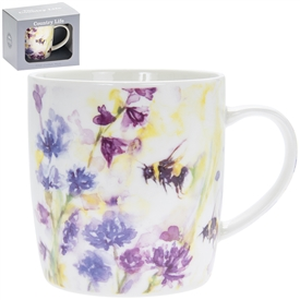 Country Life Bees Mug