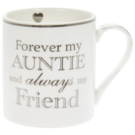 Forever My Auntie Mug