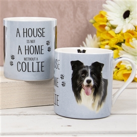 House Not Home Mug � Collie (TEMP IMAGE OF SAMPLE PRODUCT)