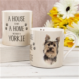 House Not Home Mug � Yorkie (TEMP IMAGE OF SAMPLE PRODUCT)