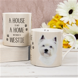 House Not Home Mug � Westie (TEMP IMAGE OF SAMPLE PRODUCT)