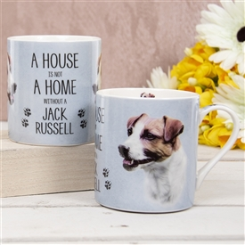 House Not Home Mug � Jack Russell (TEMP IMAGE OF SAMPLE PRODUCT)