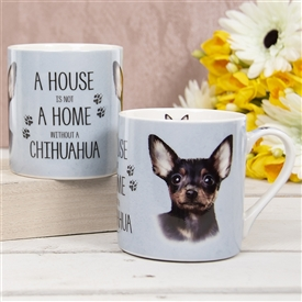 House Not Home Mug � Chihuahua (TEMP IMAGE OF SAMPLE PRODUCT)