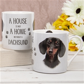 House Not Home Mug � Dachsund (TEMP IMAGE OF SAMPLE PRODUCT)