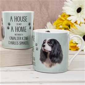 House Not Home Mug � King Charles Spaniel(TEMP IMAGE OF SAMPLE PRODUCT)