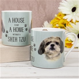 House Not Home Mug � Shih Tzu (TEMP IMAGE OF SAMPLE PRODUCT)