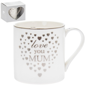 Love You Mum Mug