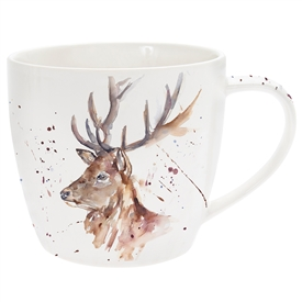 Country Life Stag Mug