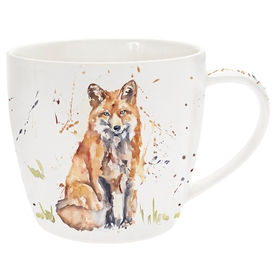 Country Life Fox Mug