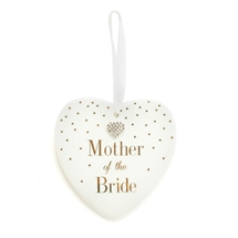 Mad Dots Mother Of The Bride Plaque