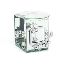 Crystal Mirror Butterfly Burner