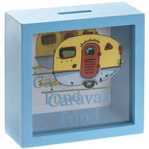 Caravan Fund Money Box 18cm
