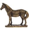 Reflections Bronzed Horse 17.5cm