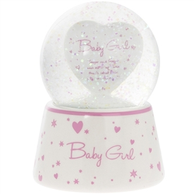 Baby Girl Waterball 6.5cm
