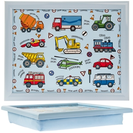 Little Stars Small Wooden Vehicle Lap Tray
