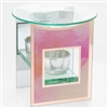 Water Coloured Mirror Oil Burner