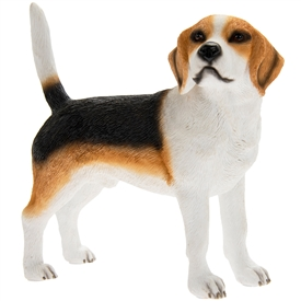 Standing Beagle Dog Ornament