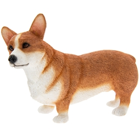 Standing Corgi Dog Ornament