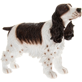 Standing Cocker Spaniel Dog Ornament